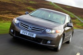 Honda Accord 2008 година