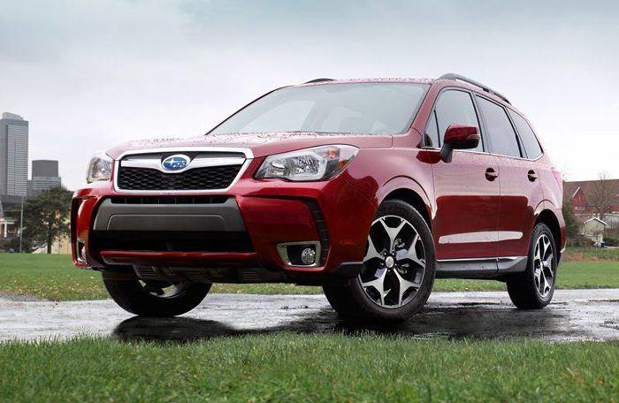 Subaru Forester 2014 година
