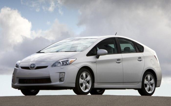 Toyota Prius 2010 година